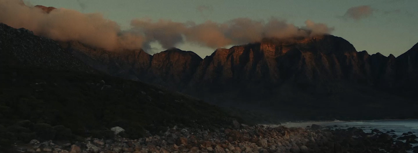 Video of people in Polo utilitywear exploring South Africa's Wild Coast
